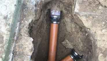 united drains drain excavation london