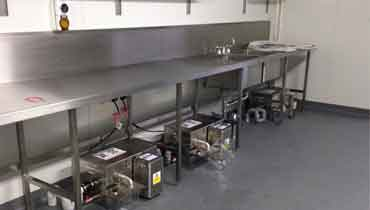 united drains grease traps london