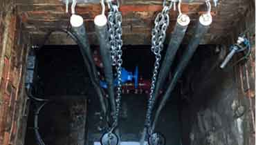 united drains pumping station maintenance London