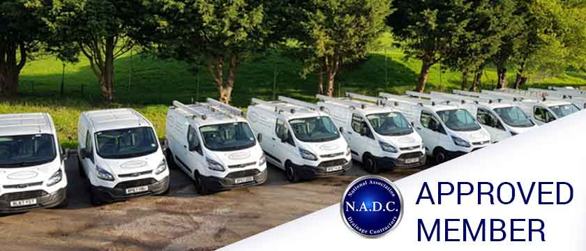 united drains nadc approved drainage contractor london