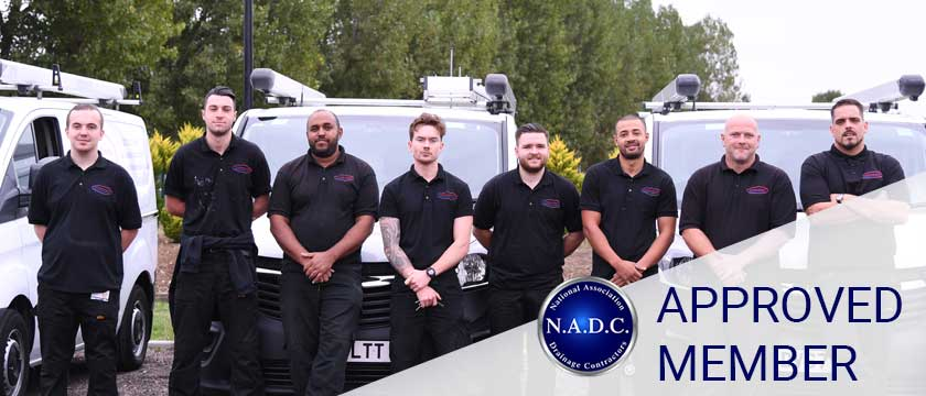 N.A.D.C approved drainage company london