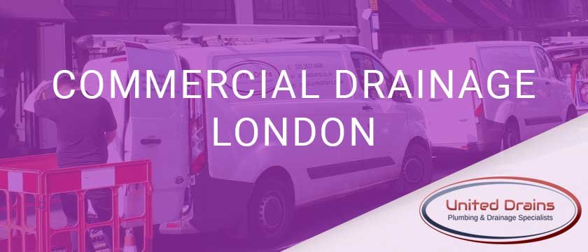 Commercial Drainage London